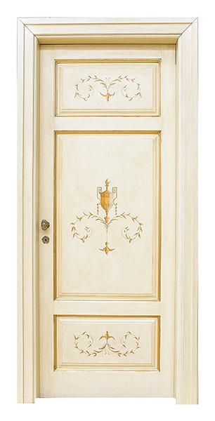 Porte decorate Signoria | FrancoTrabucco