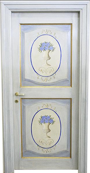 Porte dipinte Positano | FrancoTrabucco